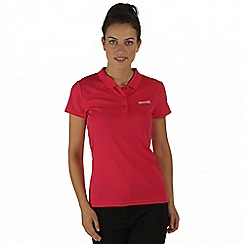 Regatta - Pink Maverik polo t-shirt