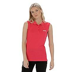 Regatta - Pink 'Tima' technical vest