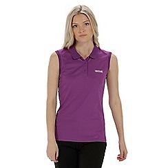 Regatta - Purple 'Tima' technical vest