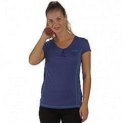 Regatta - Blue Limonite t-shirt