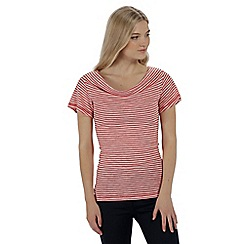 Regatta - Pink 'Francheska' jersey top
