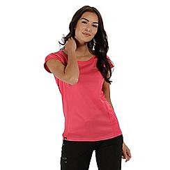 Regatta - Pink 'Hyper-reflect' t-shirt
