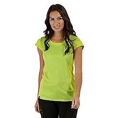 Regatta - Green 'Hyper-reflect' t-shirt