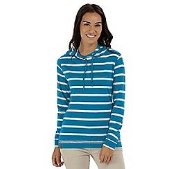Regatta - Multicoloured 'Modesta' striped jersey top