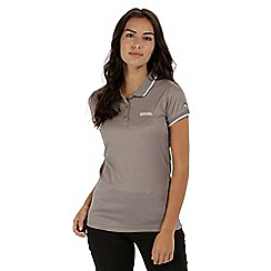 Regatta - Grey 'Remex' polo shirt