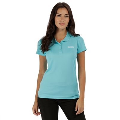 67ba7a072 Regatta - Blue  Maverick  polo shirt