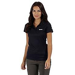 Regatta - Blue 'Maverick' polo shirt