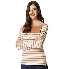 Regatta - Mixed 'Faizah' striped long sleeved top