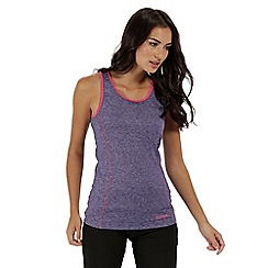 Regatta - Purple 'Vashti' technical vest