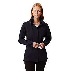 Regatta - Navy daysha waterproof jacket
