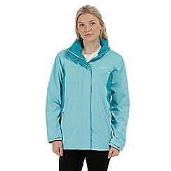 Regatta - Blue 'Daysha' waterproof jacket