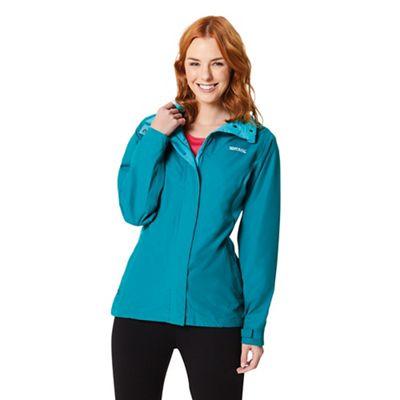 44d205766b Regatta Blue 'Daysha' waterproof jacket | Debenhams