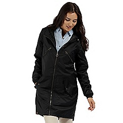 Regatta - Black 'Adeltruda' waterproof parka