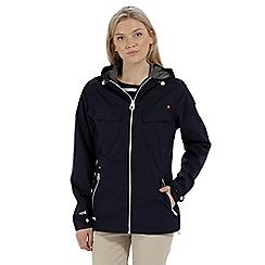 Regatta - Blue 'Jakeisha' waterproof jacket