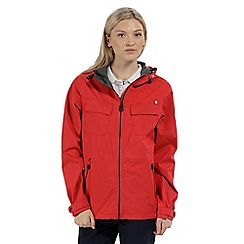 Regatta - Pink 'Jakeisha' waterproof jacket