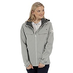Regatta - Grey 'Jakeisha' waterproof jacket