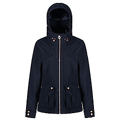 Regatta - Blue 'Nardia' waterproof jacket