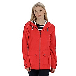 Regatta - Pink 'Bayeur' waterproof jacket