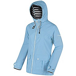 Regatta - Blue 'Bayeur' waterproof jacket