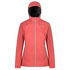Regatta - Orange 'Montegra' waterproof jacket