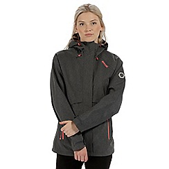 Regatta - Grey 'Semita' waterproof jacket