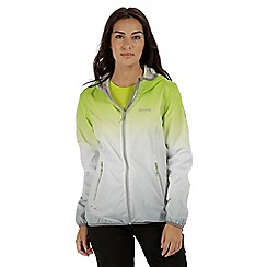 Regatta - Green 'Leera' waterproof jacket