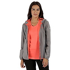 Regatta - Grey 'Jazmine' waterproof jacket