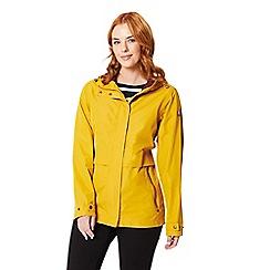 Regatta - Yellow 'Bidelia' waterproof mac