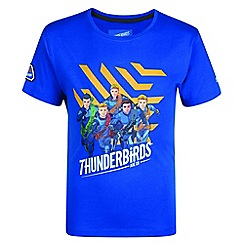 Regatta - Kids Blue 'Heatshield' thunderbird t-shirt