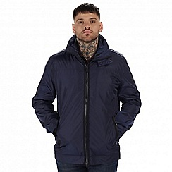 Regatta - Blue 'Deansgate' 3 in 1 waterproof jacket