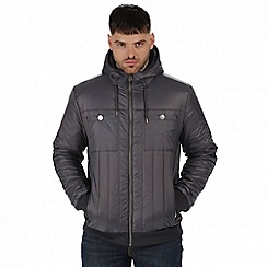 Regatta - Grey 'Withington' puffer jacket