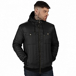 Regatta - Black 'Withington' puffer jacket