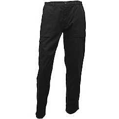Regatta - Black action trousers