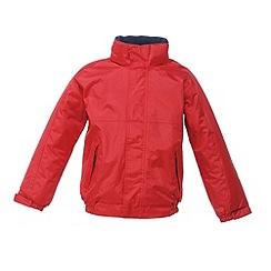 Regatta - Classic red kids dover jacket