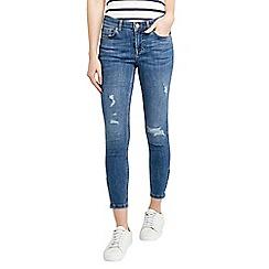 Oasis - Sleek zip skinny jeans