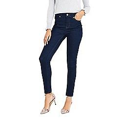 Oasis - Denim new 'Lily' ankle grazer skinny jeans