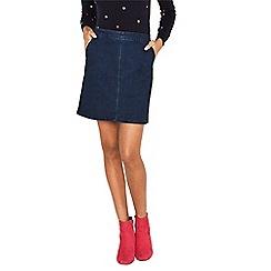 Oasis - Ci ci seamed skirt