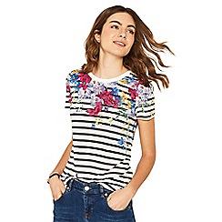 Oasis - Roccoco stripe t-shirt