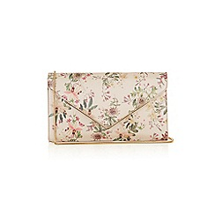 Oasis - Secret garden envelope clutch bag