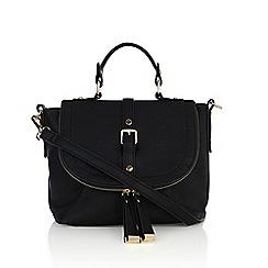 Oasis - Black 'Steffi' satchel