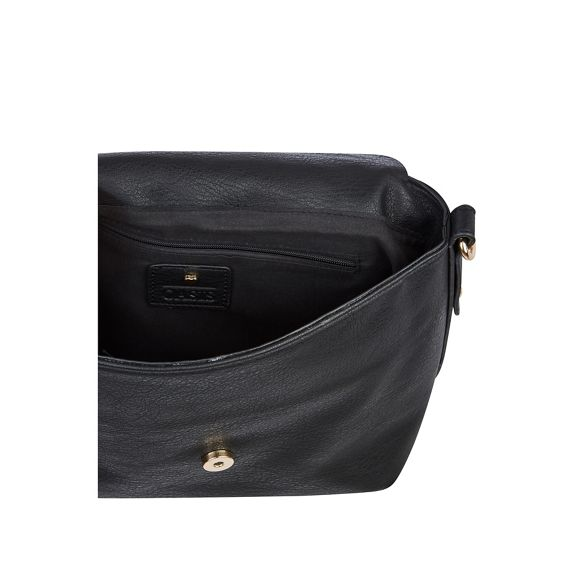 satchel Oasis Black Black 'Steffi' Oasis 7xCqFCpw