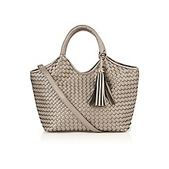 Oasis - Woven maddie tote bag