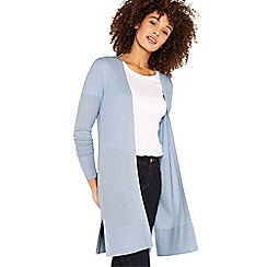 Oasis - Blue edge to edge cardigan