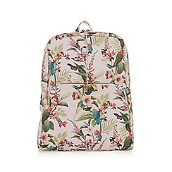 Oasis - Multicoloured 'Fitzwilliam' backpack