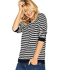 Oasis - Le weekend stripe sweater