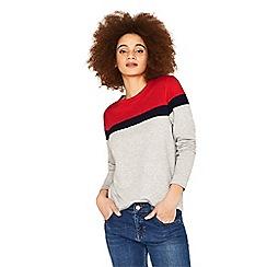 Oasis - Colourblock sweater