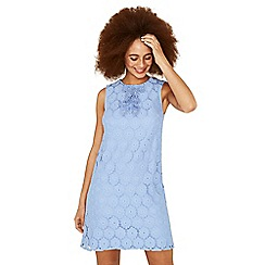 Oasis - Daisy lace a line dress