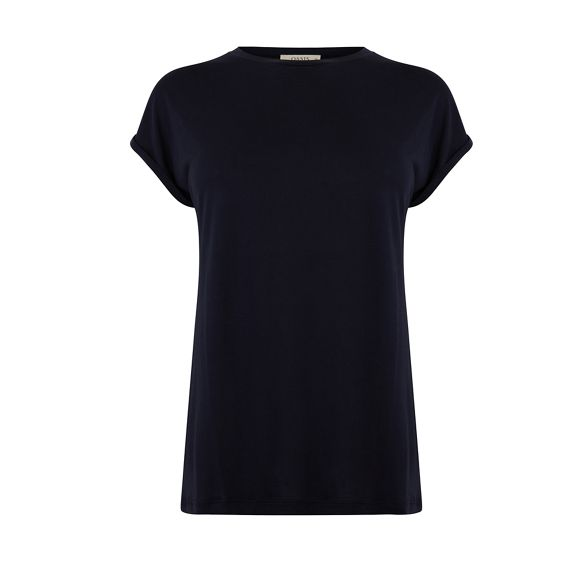 relaxed Oasis Oasis Navy Navy shirt t 00wTqC