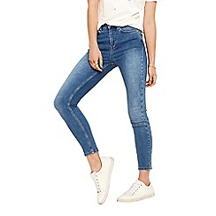 Oasis - Light wash pale wash 'Lily' skinny jeans
