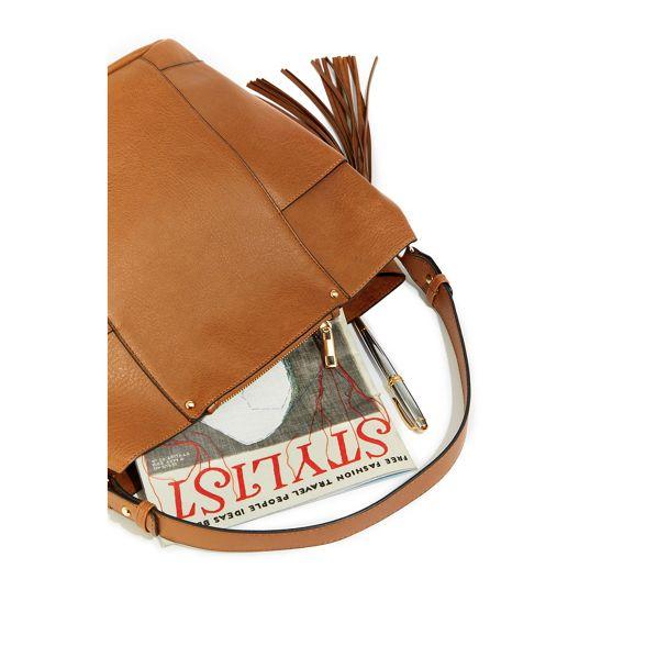 Tan 'Holly' Oasis bag bag Tan Oasis hobo 'Holly' hobo Oasis EBwgxpqq